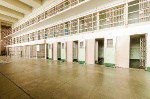 Alcatraz D Block Cellhouse, San Francisco, California