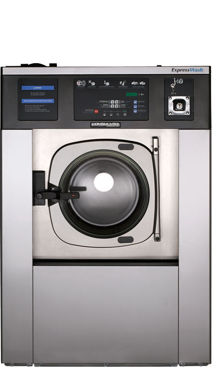 Continental Soft Mount Vended Washer Extractors