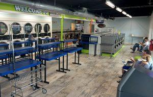 Laundry equipment in South Carolina