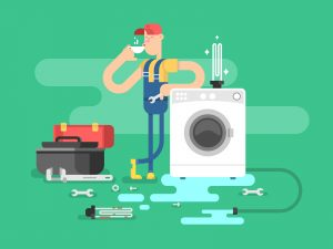 Commercial Washer in Greenville, SC
