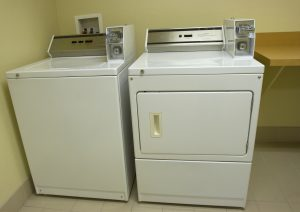 Commercial Coin Operated Laundry Equipment in Greensboro, NC