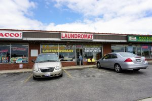 Value of a New Laundromat