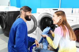 vended laundry equipment distributors in SC